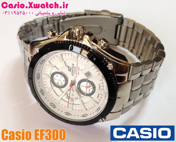 ساعت کاسیو ادیفیس 300
