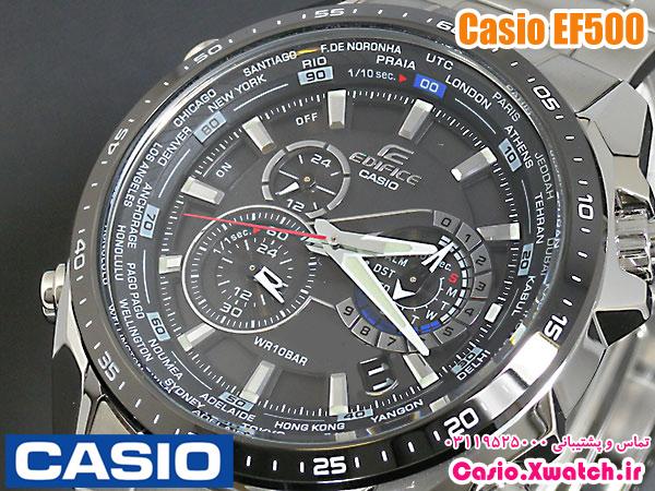 فروشگاه ساعت مچی Casio ef 500