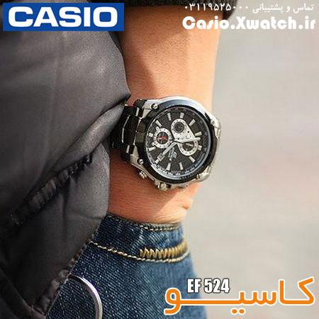 ساعت کاسیو 524