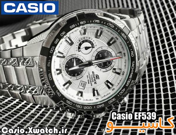 خرید پستی ساعت مچی کاسیو 539
