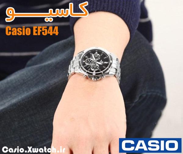 خرید ساعت مچی کاسیو 544