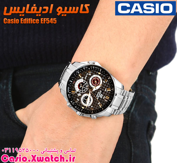 ساعت مچی CASIO EDIFICE