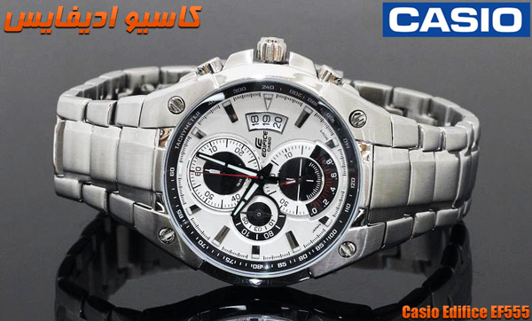 خرید ساعت کاسیو 555